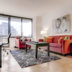 Отель Churchill At 235 West 56th США, Нью-Йорк - отзывы, цены и фото номеров - забронировать отель Churchill At 235 West 56th онлайн комната для гостей фото 2