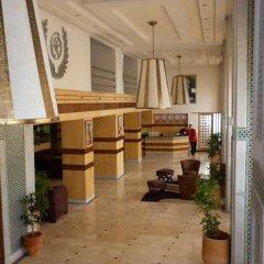 Отель Oscar Hotel Марокко, Рабат - 1 отзыв об отеле, цены и фото номеров - забронировать отель Oscar Hotel онлайн интерьер отеля фото 3