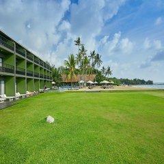Отель The Surf спортивное сооружение