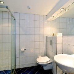 Отель GamlaVaerket Hotel Норвегия, Санднес - отзывы, цены и фото номеров - забронировать отель GamlaVaerket Hotel онлайн ванная фото 2