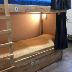 Гостиница DREAM Hostel Zaporizhia Украина, Запорожье - отзывы, цены и фото номеров - забронировать гостиницу DREAM Hostel Zaporizhia онлайн сейф в номере