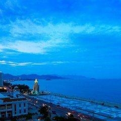 Ngan Ha - Galaxy Hotel пляж