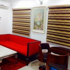 K-Yellow Hotel & Resort комната для гостей