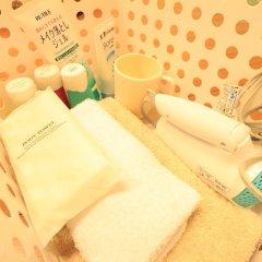 Отель Minshuku Nicoichi Якусима ванная