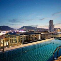 Отель Orchid Resortel бассейн
