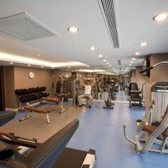 Fourway Hotel SPA & Restaurant фитнесс-зал
