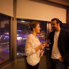 Kervansaray Bursa City Hotel Турция, Бурса - отзывы, цены и фото номеров - забронировать отель Kervansaray Bursa City Hotel онлайн гостиничный бар