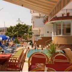 Saffron Apartments Турция, Мармарис - отзывы, цены и фото номеров - забронировать отель Saffron Apartments онлайн бассейн фото 2