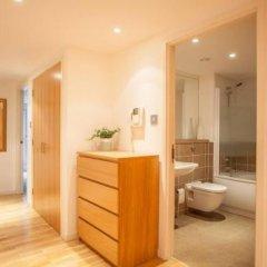 Отель Merchant City Великобритания, Глазго - отзывы, цены и фото номеров - забронировать отель Merchant City онлайн ванная