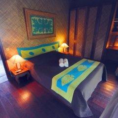 Отель Enjoy Villa Pool And Beach Французская Полинезия, Папеэте - отзывы, цены и фото номеров - забронировать отель Enjoy Villa Pool And Beach онлайн комната для гостей фото 3