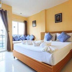 Patong Marina Hotel Патонг комната для гостей фото 3