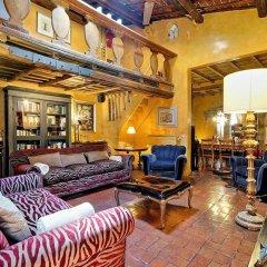 Апартаменты Trastevere Large Apartment With Terrace комната для гостей фото 4
