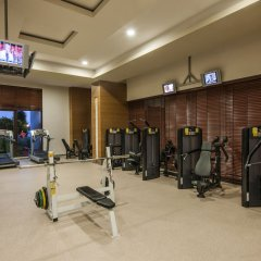 Отель Voyage Belek Golf & Spa - All Inclusive Белек фитнесс-зал фото 2