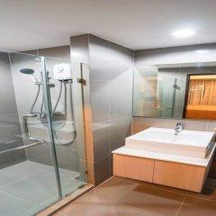 Отель Centrio By Suttirak Пхукет ванная