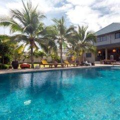 Отель ZEN Rooms Bonkai 2 Таиланд, Паттайя - отзывы, цены и фото номеров - забронировать отель ZEN Rooms Bonkai 2 онлайн бассейн фото 2