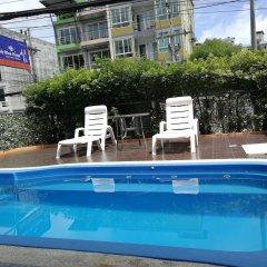 Only Blue Hotel бассейн
