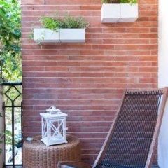 Отель Appartamento Design Flaminio Италия, Рим - отзывы, цены и фото номеров - забронировать отель Appartamento Design Flaminio онлайн балкон