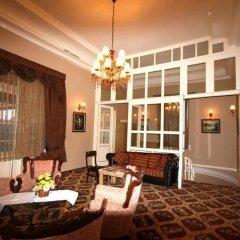 Antik Hotel интерьер отеля