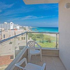 Отель Fig Tree 406 Platinum Кипр, Протарас - отзывы, цены и фото номеров - забронировать отель Fig Tree 406 Platinum онлайн балкон