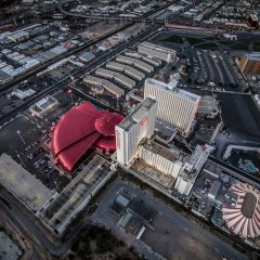 Circus Circus Hotel, Casino & Theme Park фитнесс-зал