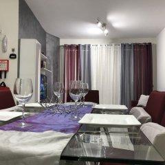 Апартаменты Marsascala Sea View Luxury Apartment & Penthouse Марсаскала комната для гостей фото 5
