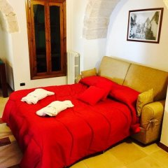 Отель Trulli Vacanze in Puglia Италия, Альберобелло - отзывы, цены и фото номеров - забронировать отель Trulli Vacanze in Puglia онлайн комната для гостей фото 2