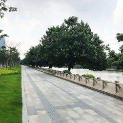 Отель The Westin Pazhou Hotel Китай, Гуанчжоу - отзывы, цены и фото номеров - забронировать отель The Westin Pazhou Hotel онлайн парковка