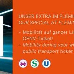 Fleming's Express Hotel Frankfurt (Formerly Intercity Hotel Frankfurt) парковка