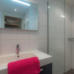 Отель Dynasti Apartments Amsterdam Нидерланды, Амстердам - отзывы, цены и фото номеров - забронировать отель Dynasti Apartments Amsterdam онлайн ванная