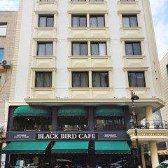 Black Bird Hotel городской автобус