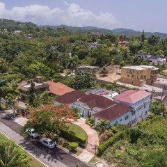 Отель Diamond Villas and Suites спортивное сооружение