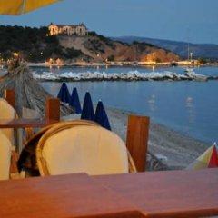 Отель Samaras Beach пляж