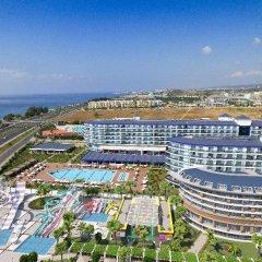 Отель Eftalia Resort пляж фото 2