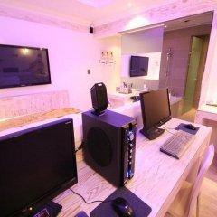 Отель Jongno Abueson Hotel Южная Корея, Сеул - отзывы, цены и фото номеров - забронировать отель Jongno Abueson Hotel онлайн удобства в номере фото 2