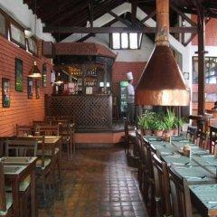 Отель Mandap Hotel Непал, Катманду - отзывы, цены и фото номеров - забронировать отель Mandap Hotel онлайн питание фото 2