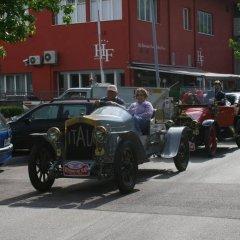 Отель Fiera Италия, Больцано - отзывы, цены и фото номеров - забронировать отель Fiera онлайн парковка