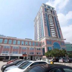 Отель Shenzhen Futian Dynasty Hotel Китай, Шэньчжэнь - отзывы, цены и фото номеров - забронировать отель Shenzhen Futian Dynasty Hotel онлайн парковка