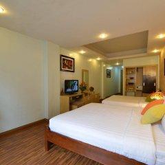 Отель Old Quarter Centre Hotel Вьетнам, Ханой - отзывы, цены и фото номеров - забронировать отель Old Quarter Centre Hotel онлайн комната для гостей фото 5