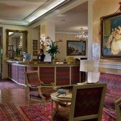 Отель Quisisana Terme Италия, Абано-Терме - отзывы, цены и фото номеров - забронировать отель Quisisana Terme онлайн интерьер отеля фото 3