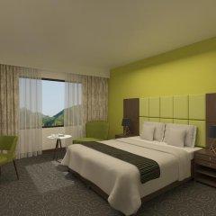 Гостиница Kamaliya Hotel Казахстан, Нур-Султан - отзывы, цены и фото номеров - забронировать гостиницу Kamaliya Hotel онлайн комната для гостей фото 5