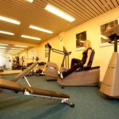 Advantage Hotel фитнесс-зал фото 3