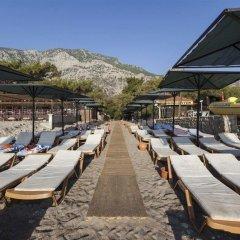 Matiate Hotel & Spa - All Inclusive пляж