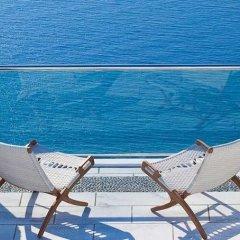 Отель Belvedere Suites Греция, Остров Санторини - отзывы, цены и фото номеров - забронировать отель Belvedere Suites онлайн бассейн фото 2