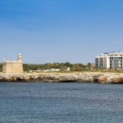 Отель Aparthotel Ferrer Skyline пляж фото 2