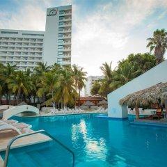 Отель Advili бассейн фото 3