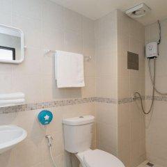 Отель Hangover Inn ванная фото 2