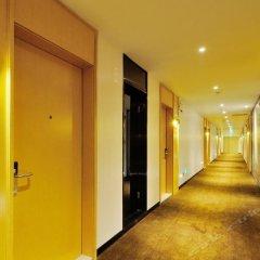 IU Hotel Zhuhai Gongbei Immigration Port Branch интерьер отеля фото 2