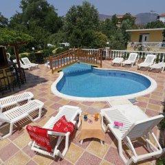 Отель Agali Villa бассейн