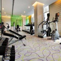 Sonmei Crystal Hotel Шэньчжэнь фитнесс-зал