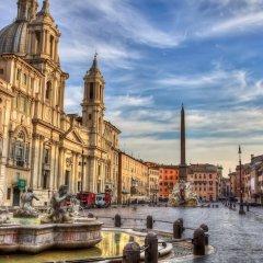 Отель Suite Veneto deluxe Италия, Рим - отзывы, цены и фото номеров - забронировать отель Suite Veneto deluxe онлайн приотельная территория